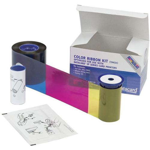 DATACARD  Color Ribbon Kit (YMCKT) 534000-112