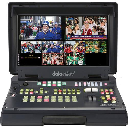 Datavideo HS-2200 Hand Carried Mobile Studio with HD-SDI HS-2200