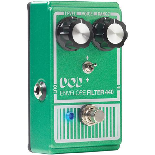 DigiTech 440 (2014) Envelope Filter Effect Pedal DOD440-14