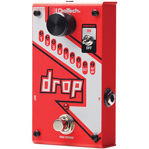 DigiTech  Drop Polyphonic Drop Tune Pedal DROP