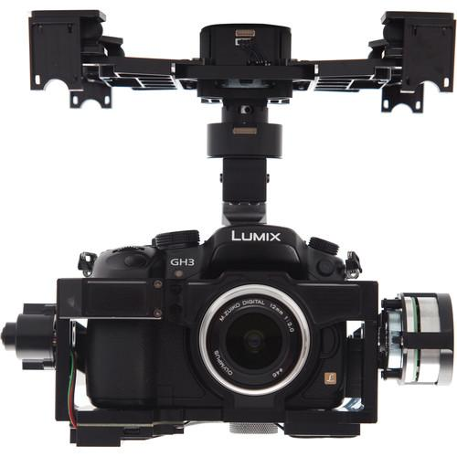 DJI Zenmuse Z15-GH3 3-Axis Gimbal for Panasonic GH3 CP.ZM.000021