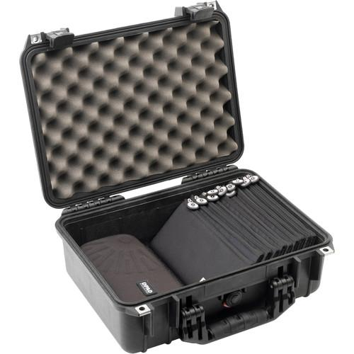 DPA Microphones d:vote 4099 Rock Touring Kit, 10 Mics VO10-ROCK