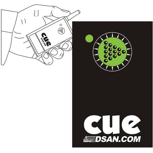 DSAN Corp. 1-Button Wireless Transmitter for PerfectCue PC-AS-1