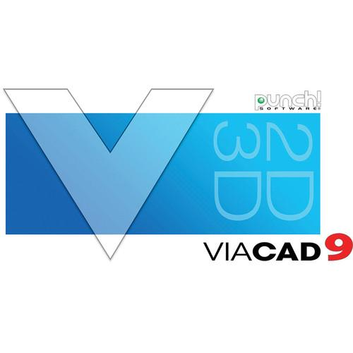 Encore Punch! ViaCAD 2D/3D v9 for Windows (Download) 37090