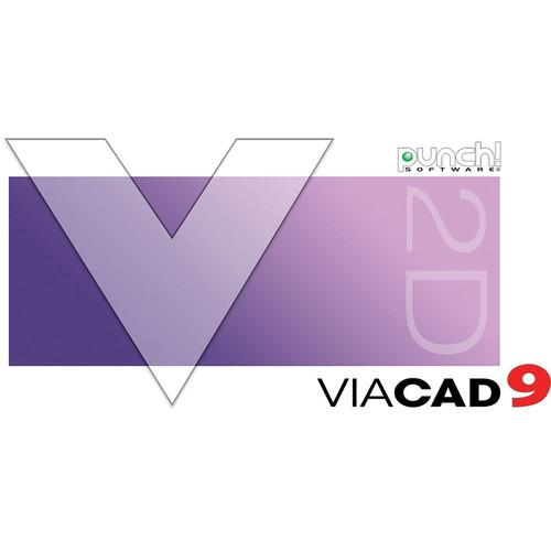 Encore Punch! ViaCAD 2D v9 for Mac (Download) 00037100M