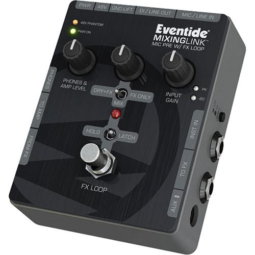 Eventide MixingLink Microphone Preamp with Effects Loop 1183-000