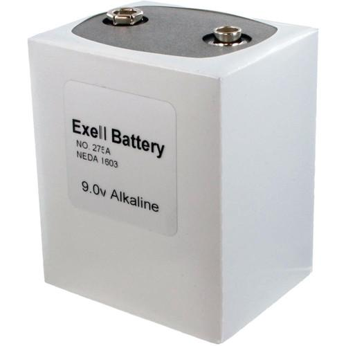 Exell Battery 276 9V Alkaline Battery (4800 mAh) 276