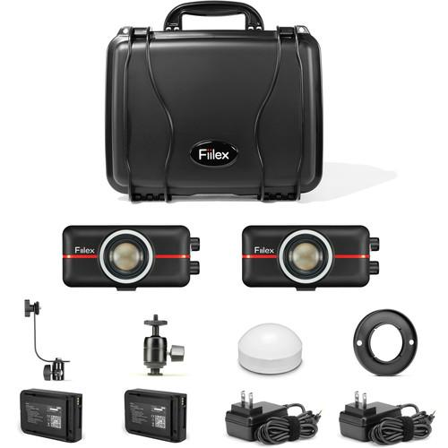 Fiilex  M221 Go2 Lighting Kit FLXM221
