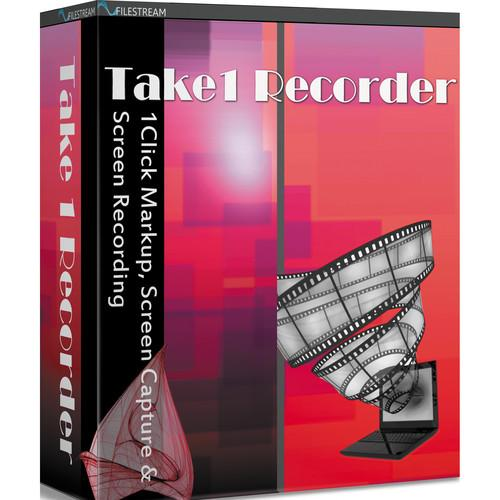 FileStream Filestream Take-1 Recorder 3 (Download) FSTK1EN1