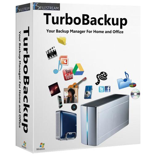FileStream TurboBackup 9.1 for Windows FSTB9100EN0201