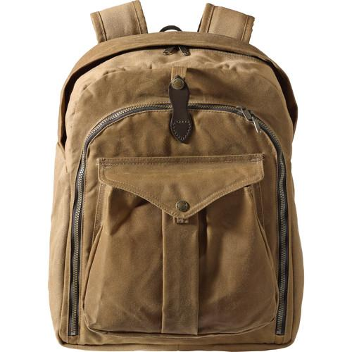 Filson Co  Photographer's Backpack (Tan) 70144-TN
