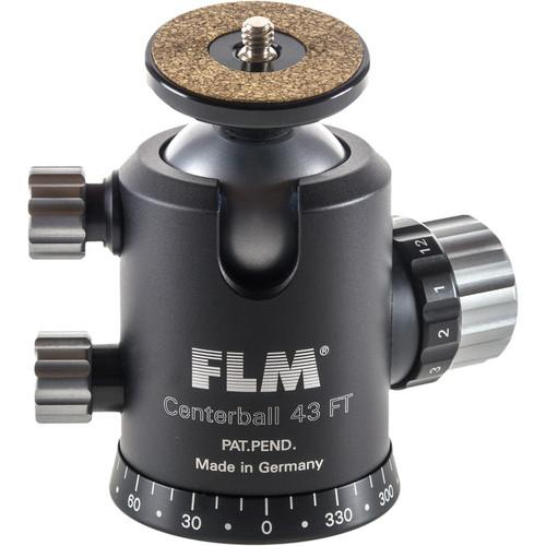 FLM CB-43FT Professional FT Series Ball Head 12 43 902
