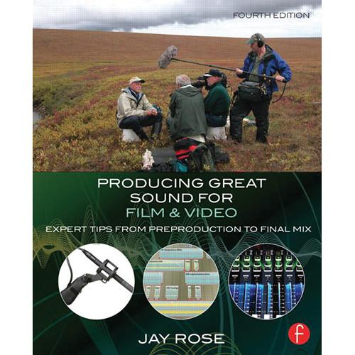 Focal Press Book: Producing Great Sound for Film 9780415722070