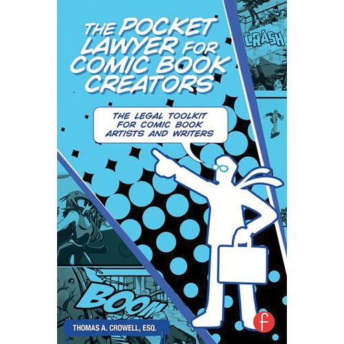 Focal Press Book: The Pocket Lawyer for Comic 978-0-415-66180-5