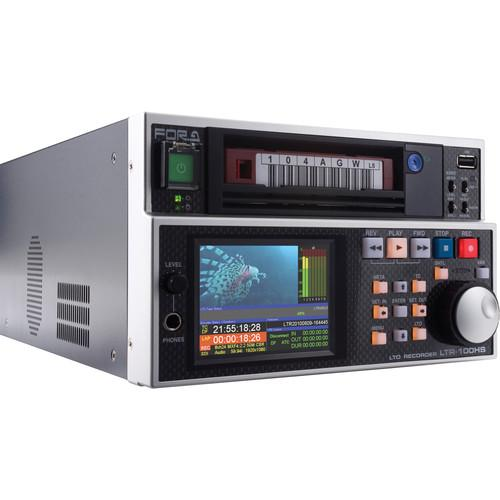 For.A LTR-100HS6 LTO-6 MPEG-2 Video Archiving Recorder