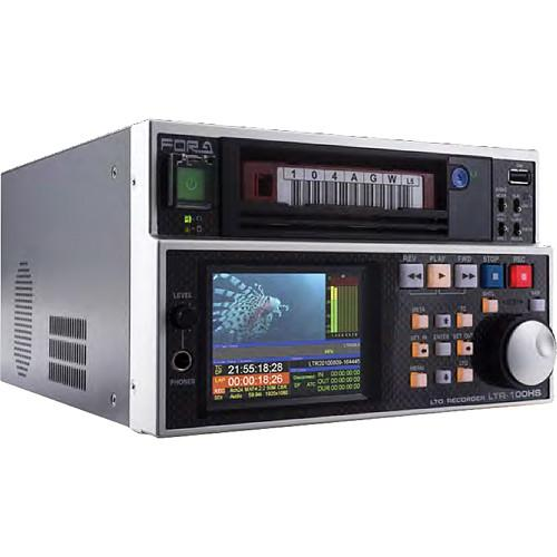 For.A LTR-200HS6 LTO-6 Multi Codec Archiving Recorder LTR-200HS6