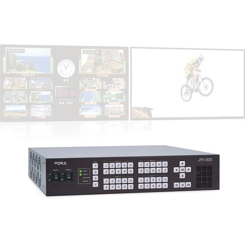 For.A MV-4200 3G/HD/SD/Analog/HDMI/DVI/RGBHV Mixed High MV-4200