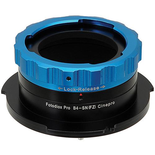 FotodioX Pro Lens Mount Adapter B4 to Sony FZ Mount B4-SNYFZ-PRO