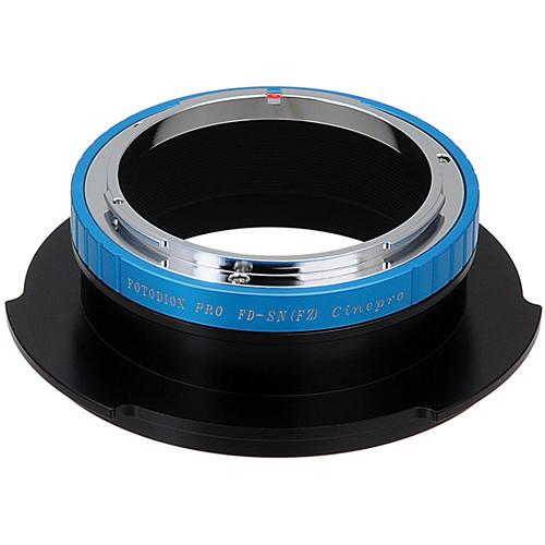 FotodioX Pro Lens Mount Adapter Canon FD/FL to Sony FD-SNYF3-PRO