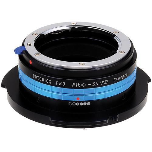 FotodioX Pro Lens Mount Adapter Nikon F, G/DX to NKG-SNYF3-PRO