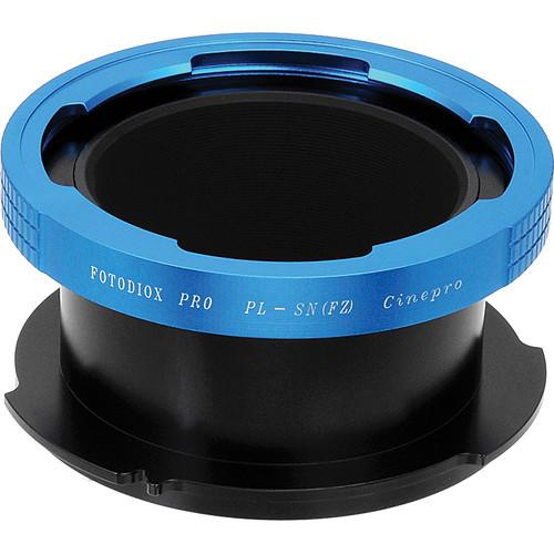FotodioX Pro Lens Mount Adapter PL to Sony FZ Mount PL-SNYF3-PRO