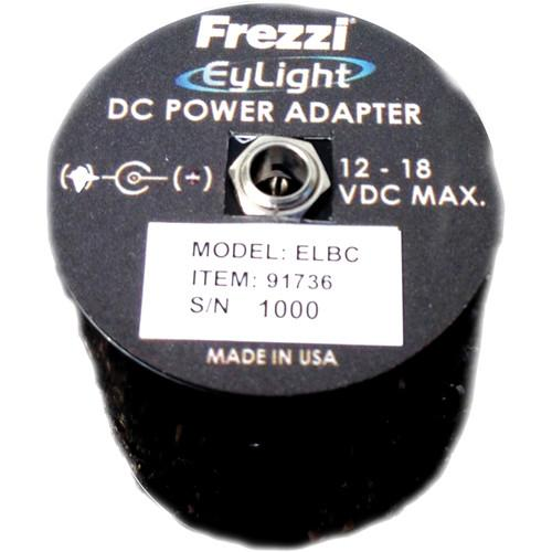 Frezzi ELBC Bypass Connector DC Power Adapter for EyLight 96736