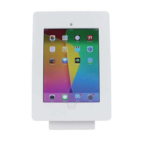 FSR iPad 2/3/4 Table Mount with Rotate Tilt TM-IPAD-TRS-L-WHT
