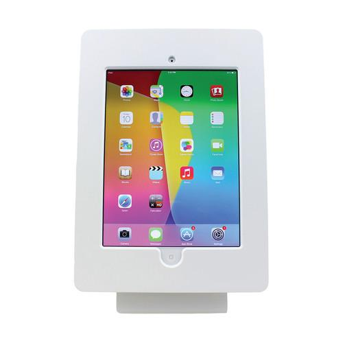 FSR iPad 2/3/4 Table Mount with Rotate Tilt TM-IPAD-TRS-WHT