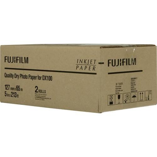 Fujifilm Quality Dry Photo Paper for Frontier-S DX100 7160487