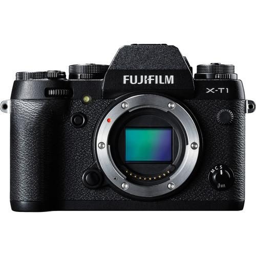 Fujifilm X-T1 Mirrorless Digital Camera (Body Only)