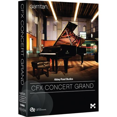 GARRITAN Abbey Road CFX Concert Grand - Virtual Grand Piano GCFX