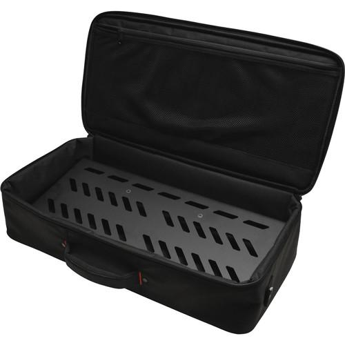 Gator Cases Aluminum Pedalboard with Carry Case GPB-BAK-1