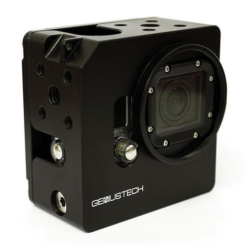 Genustech Genus Cage for GoPro Hero 3 with Shims GP-CAGE-BK3-EB
