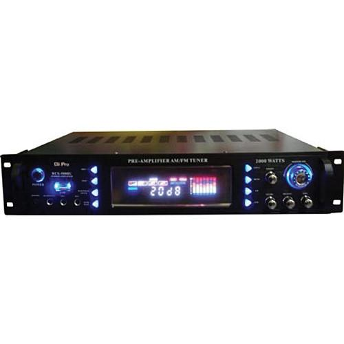 Gli pro RCX-5000USB - Hybrid Karaoke Receiver and RCX5000USB