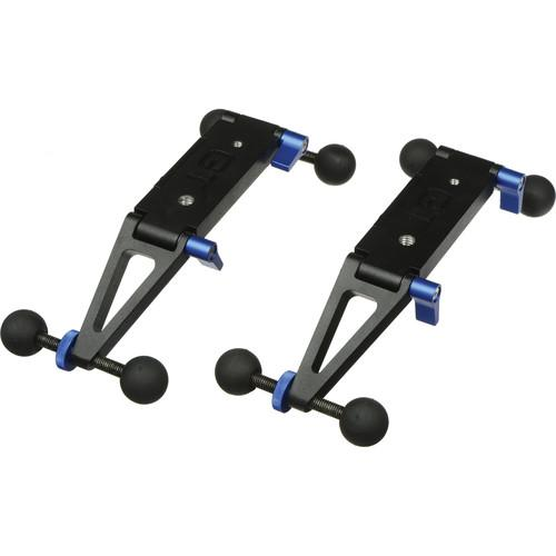Glidetrack Aero HD Pro Machined Feet (Pair) GTAHDPF
