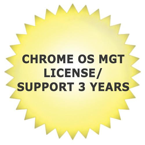 Google Chrome Management Console (1-License) CROS-SW-DIS-STD