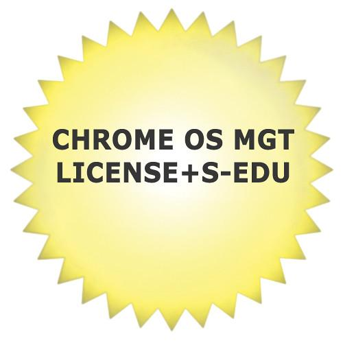 Google  Chrome Management Console CROS-SW-DIS-EDU