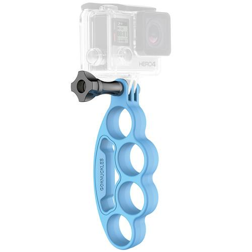GoWorx GoKnuckles for GoPro HERO (Blue) GW-3001-05