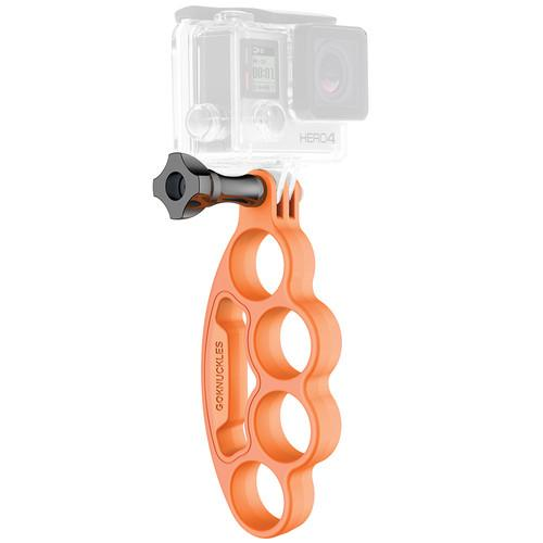 GoWorx GoKnuckles for GoPro HERO (Orange) GW-3001-04