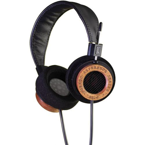 Grado  RS2e Headphones (Black and Mahogany) RS2E