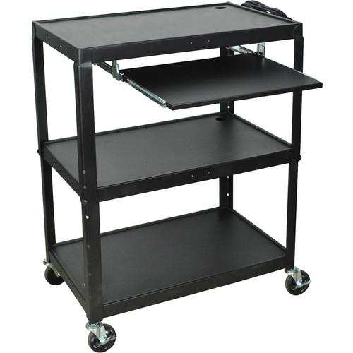 H. Wilson AVJ42XLKB Steel Adjustable Height Extra AVJ42XLKB