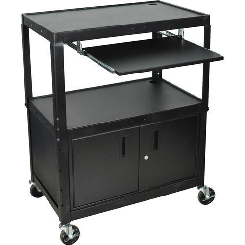 H. Wilson AVJ42XLKBC Steel Adjustable Height Extra AVJ42XLKBC