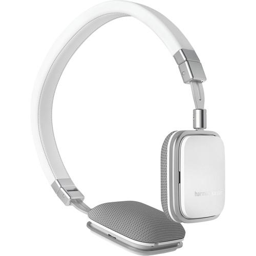 Harman Kardon Soho Lie-Flat On-Ear Mini iOS HKSOHOIWHT