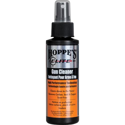 Hoppes  Elite Gun Cleaner (4oz Spray Bottle) GC4
