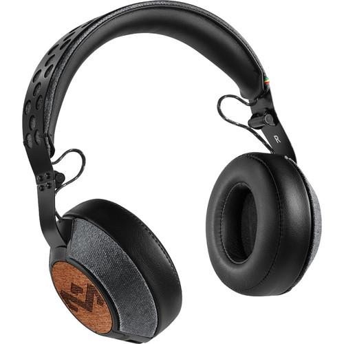 House of Marley Liberate XL On-Ear Headphones EM-FH033-MI