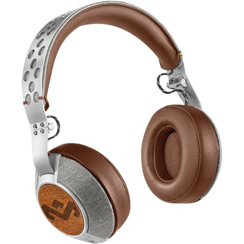 House of Marley Liberate XL On-Ear Headphones EM-FH033-SD