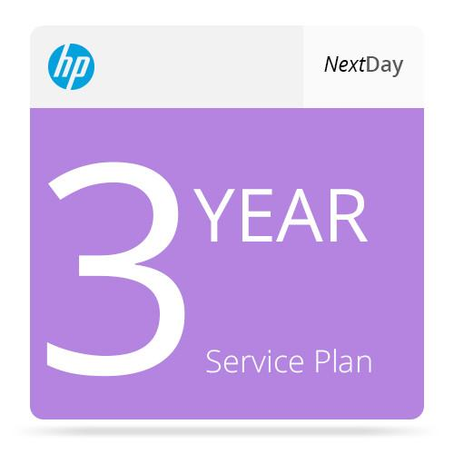 HP Care Pack 3-Year Travel Next Business Day On-Site UE380E
