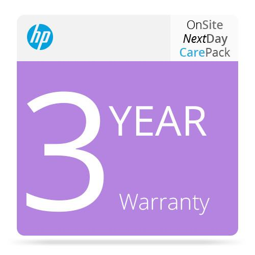 HP U0A86E 3-Year Next Business Day Onsite Accidental U0A86E