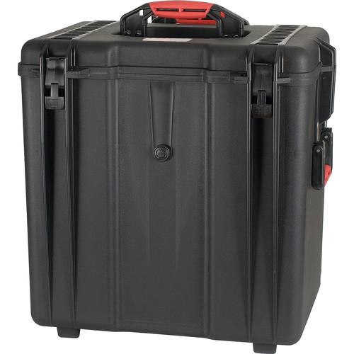 HPRC 4700WF Wheeled Hard Case with Cubed Foam HPRC4700WFBLACK