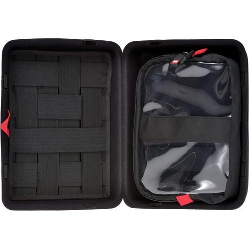 HPRC Light Medio Case with Interior Pouch (Black) HPRCLGTMEDIC